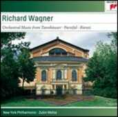 CD Musica orchestrale da Tannhäuser, Parsifal, Rienzi Richard Wagner Zubin Mehta New York Philharmonic Orchestra