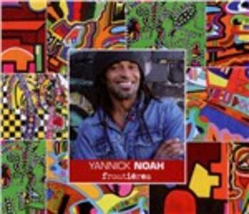 Frontieres - CD Audio di Yannick Noah