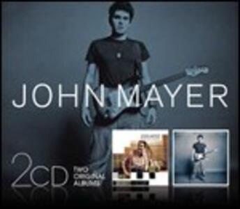 Heavier Things - Room for Squares - CD Audio di John Mayer