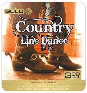 Country Line Dance - CD Audio