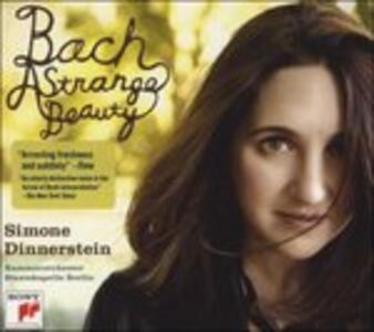 A Strange Beauty - CD Audio di Johann Sebastian Bach