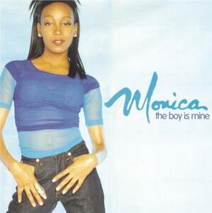 Boy Is Mine - CD Audio di Monica
