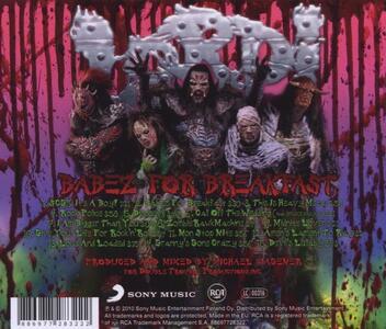 Babez For Breakfast - CD Audio di Lordi - 2