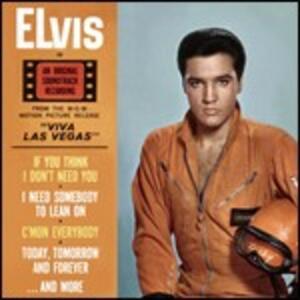 Viva Las Vegas - CD Audio di Elvis Presley