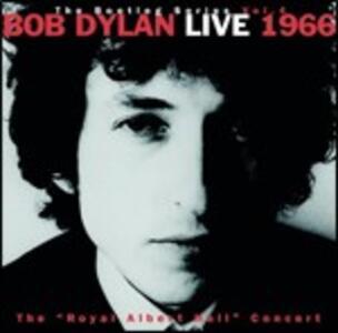The Bootleg Series vol.4. Live 1966 The Royal Albert Hall - CD Audio di Bob Dylan