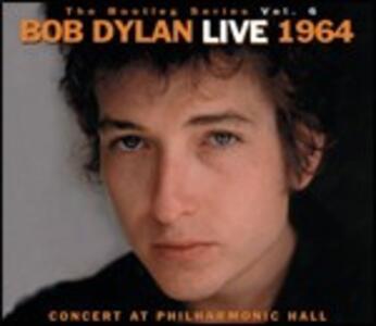 The Bootleg Series vol.6. Live 1964 - CD Audio di Bob Dylan