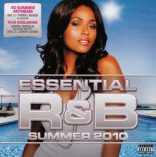 Essential R&B. Summer 2010 - CD Audio
