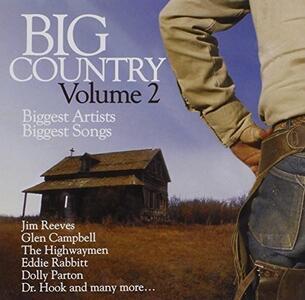 Big Country vol.2 - CD Audio
