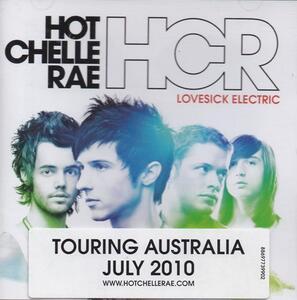 Lovesick Electric - CD Audio di Hot Chelle Rae