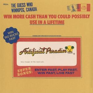 Artificial Paradise - CD Audio di Guess Who