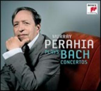 Concerti per pianoforte - CD Audio di Johann Sebastian Bach,Murray Perahia,Academy of St. Martin in the Fields