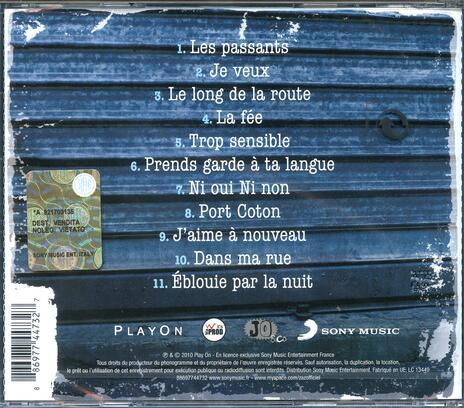 Zaz - CD Audio di Zaz - 2