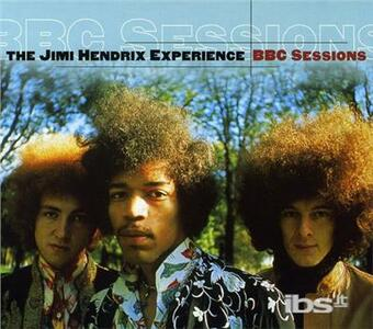 BBC Sessions - CD Audio di Jimi Hendrix