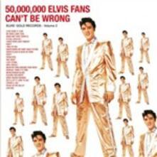 50.000.000 Elvis Fans Can't Be Wrong - Vinile LP di Elvis Presley