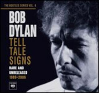 The Bootleg Series vol.8. Tell Tale Signs - CD Audio di Bob Dylan