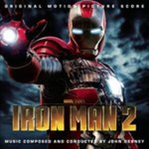 Iron Man 2 (Colonna Sonora) - CD Audio