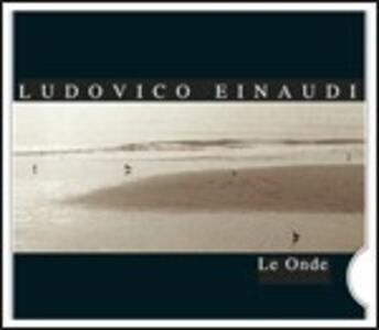 Le onde - CD Audio di Ludovico Einaudi