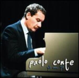 Gli anni '70 - CD Audio di Paolo Conte