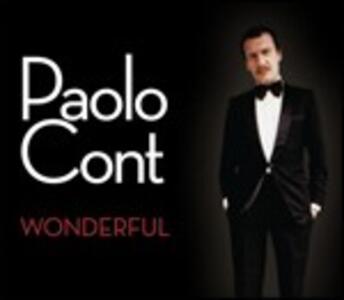 Wonderful - CD Audio di Paolo Conte