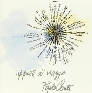 Appunti di viaggio - CD Audio di Paolo Conte