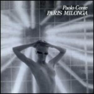 Paris Milonga - CD Audio di Paolo Conte