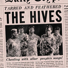 Tarred And Feathered - Vinile 7'' di Hives