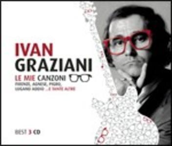 Le mie canzoni - CD Audio di Ivan Graziani