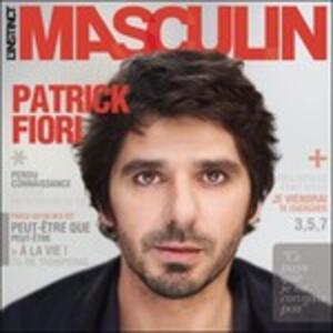 L'Instinct Masculin - CD Audio di Patrick Fiori