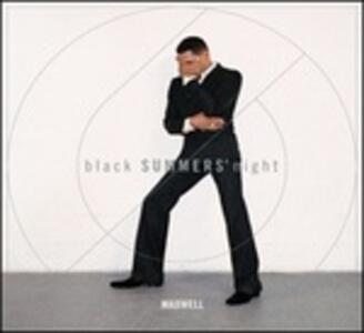 Blacksummers' Night - CD Audio di Maxwell