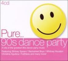 Pure...90.s Dance Party - CD Audio