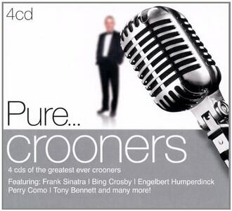 Pure... Crooners - CD Audio