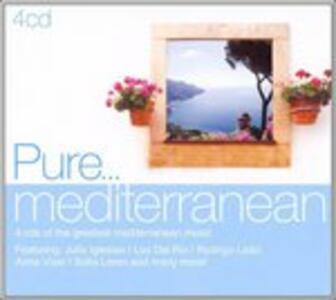 Pure...mediterranean - CD Audio