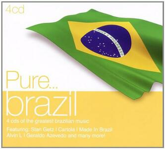 Pure... Brazil - CD Audio