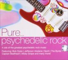 Pure...psychedelic Rock - CD Audio