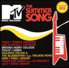 MTV Summer Song 2010 - CD Audio