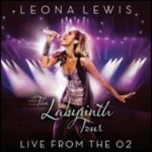 The Labyrinth Tour. Live at the O2 - CD Audio + DVD di Leona Lewis
