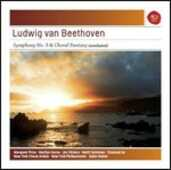 CD Sinfonia n.9 - Fantasia corale Ludwig van Beethoven Zubin Mehta New York Philharmonic Orchestra