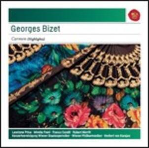 Carmen - CD Audio di Georges Bizet,Franco Corelli,Mirella Freni,Leontyne Price,Robert Merrill,Herbert Von Karajan,Wiener Philharmoniker