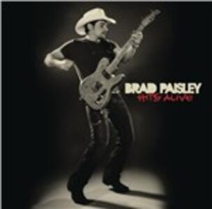 Hits Alive - CD Audio di Brad Paisley