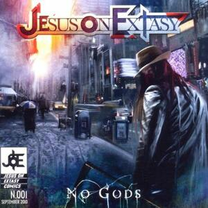 No Gods - CD Audio di Jesus on Extasy