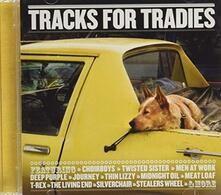 Tracks for Tradies - CD Audio