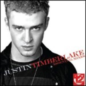 12'' Masters. Essential Mixes - CD Audio di Justin Timberlake