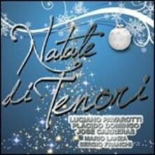 Natale di tenori - CD Audio