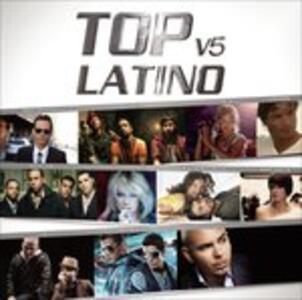 Top Latin vs - CD Audio