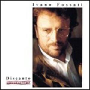 Discanto - CD Audio di Ivano Fossati