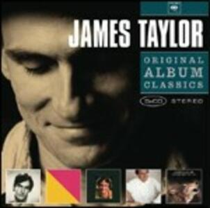 Original Album Classics - CD Audio di James Taylor