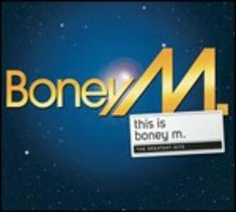 This Is. The Magic of Boney M - CD Audio di Boney M.