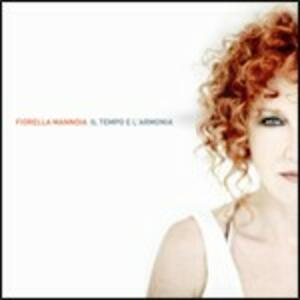 Il tempo e l'armonia. Live Acoustic Tour 2010 - CD Audio + DVD di Fiorella Mannoia