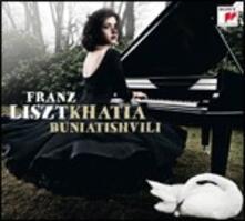 Franz Liszt - CD Audio di Franz Liszt,Khatia Buniatishvili