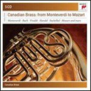 Canadian Brass Plays Classical - CD Audio di Canadian Brass